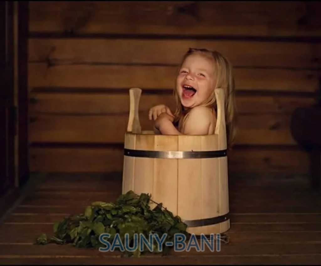 сауны для детей